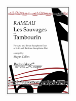 Les sauvages and Tambourin